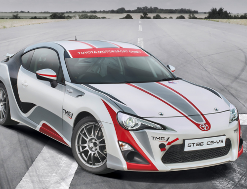 Racing to End-Use Additive Manufacturing Parts with Toyota Motorsport GmbH