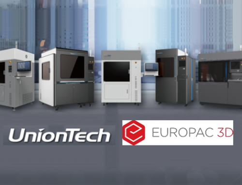 UnionTech reveals record China sales and has sold around 730 3D Printer so far this year