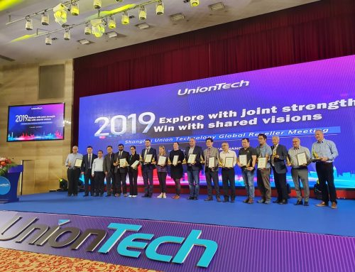 A great success –                                                                                               Shanghai Union Technology's Global Reseller Meeting 2019                              on 24th and 25th October 2019 in Shanghai
